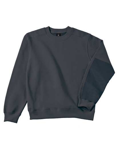 BCWUC20_Dark-Grey-(Solid)-Sweatshirt